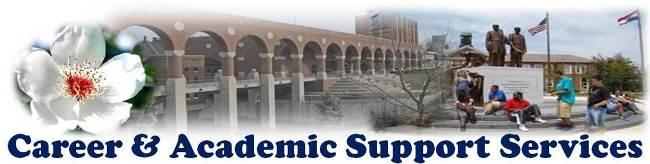Career and Academic Support Services