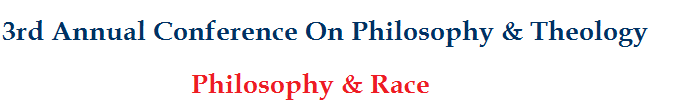 2010 Annual Conference: Philosophy & Race