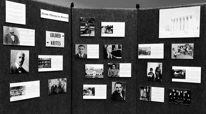 "Section 6: Timeline of Significant Cases from the ""Separate But Equal"" Policy"