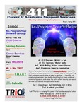 411 Newsletter Spring 2015 Issue 1 by Career and Academic Support Service