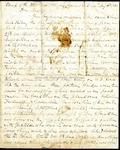 Daniel Foster Letter to Richard Baxter Foster May 11, 1863 by Daniel Foster