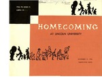 1956 Lincoln University Homecoming Brochure by Lincoln University, Jefferson City Missouri