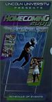 2001 Lincoln University Homecoming Brochure by Lincoln University, Jefferson City Missouri