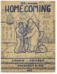 1952 Lincoln University Homecoming Brochure