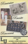 2008 Lincoln University Homecoming Brochure