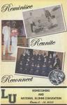 2008 Lincoln University Homecoming Brochure by Lincoln University, Jefferson City Missouri