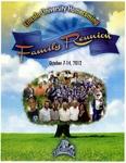 2012 Lincoln University Homecoming Brochure by Lincoln University, Jefferson City Missouri