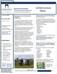 LU Horticulture Notes July 2018