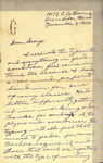 4.2 November 8, 1936 Lloyd Gaines letter to George L. Gaines