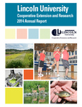 Lincoln University Cooperative Extension and Research Annual Report 2014 by Lincoln University Cooperative Extension and Research
