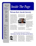 Inside The Page Spring 2015 issue