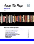 Inside the Page Fall 2015 issue by Inman E. Page Library