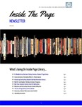 Inside the Page Fall 2016 issue by Inman E. Page Library