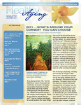 Healthy Aging Newsletter Summer 2011 by Paula J. Carter Center on Minority Health and Aging, Lincoln University Cooperative Extension