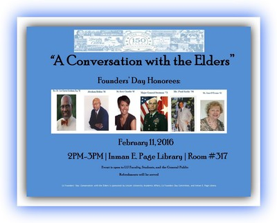 A Conversation with the Elders