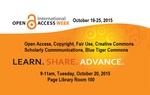 International Open Access Week 2015 by Haiying Qian