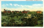 Postcard: Lincoln University, Jefferson City, MO