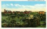 Postcard: Lincoln University, Jefferson City, MO