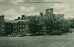 Postcard: Anthony Hall, Lincoln University, Jefferson City, MO