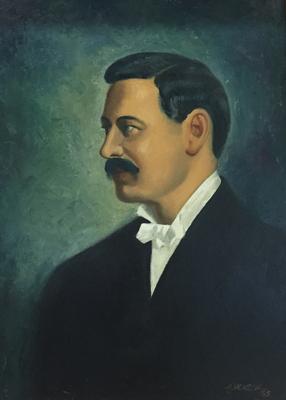 1898-1901: John H. Jackson