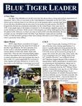 Blue Tiger Leader September 2015 Issue by Lincoln University Army ROTC Blue Tiger Battalion
