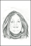 Annette Digby by Jessie Bayless