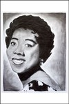 Althea Gibson by Joyce Danielle Blodgett